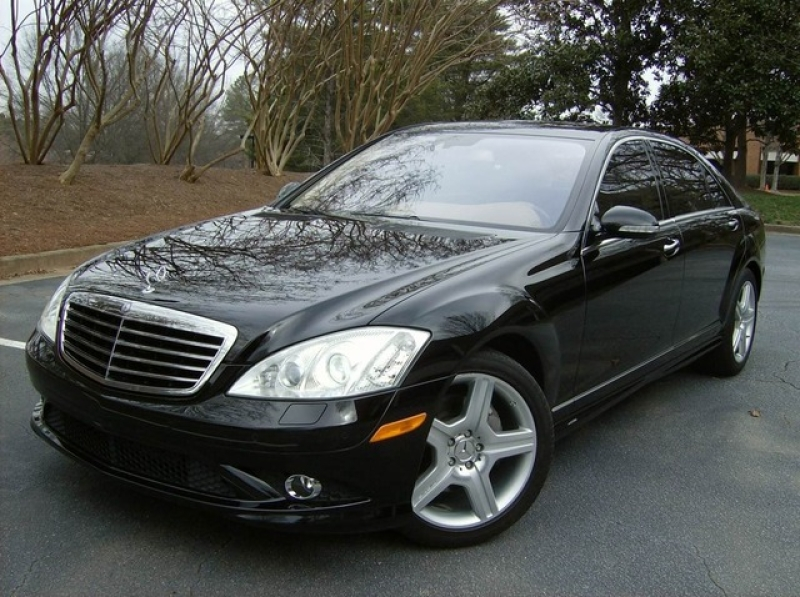Image gallery 2007 s550 amg for Mercedes benz s550 sale