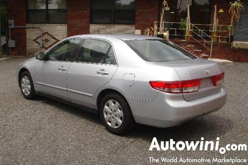 used cars 2004 honda accord lx v6 3 0 for sale from u s a ic42257. Black Bedroom Furniture Sets. Home Design Ideas