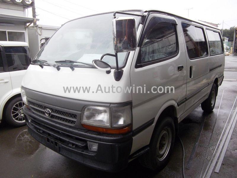2000 Toyota Hiace Van LEFT HAND DRIVE HIACE