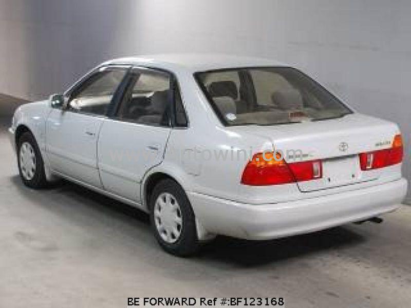 Used Cars 1998 Toyota Sprinter Sedan Japan IC718415 - autowini.