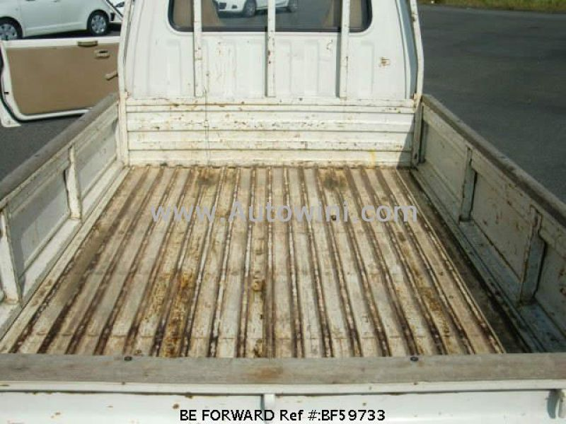 Used Trucks 1988 Nissan Vanette Truck Cargo Trucks Japan IT204245 ...