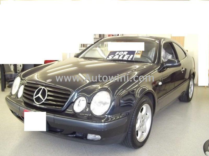 Used mercedes benz clk 320 parts for Mercedes benz clk320