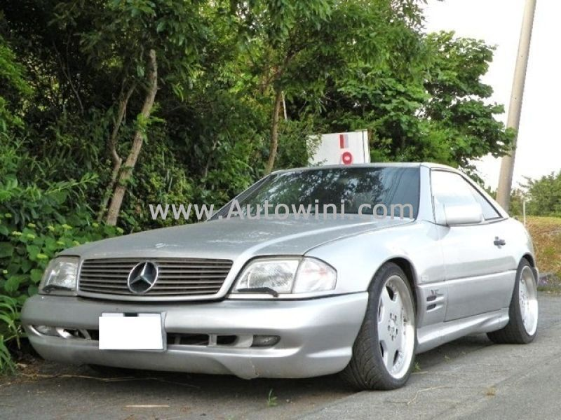used cars 1992 mercedes benz sl500 sl for sale from japan