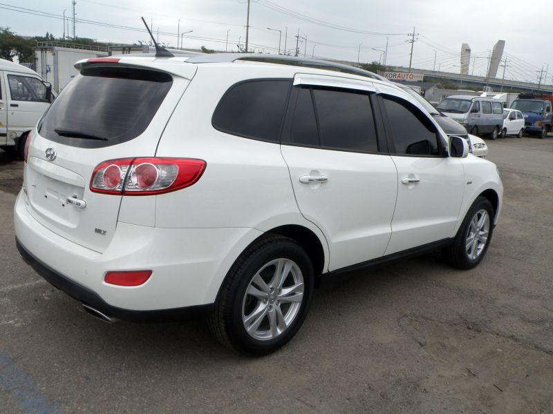 Hyundai Santa Fe Transmission Problems 2011