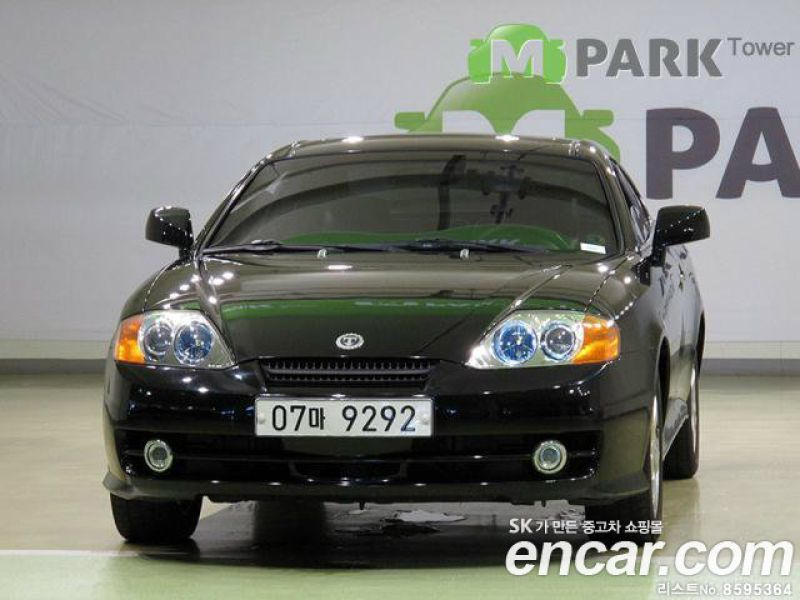 Used Car 2002 Hyundai Tuscani 2.0 GTS Deluxe 2.0 GTS Deluxe S ...