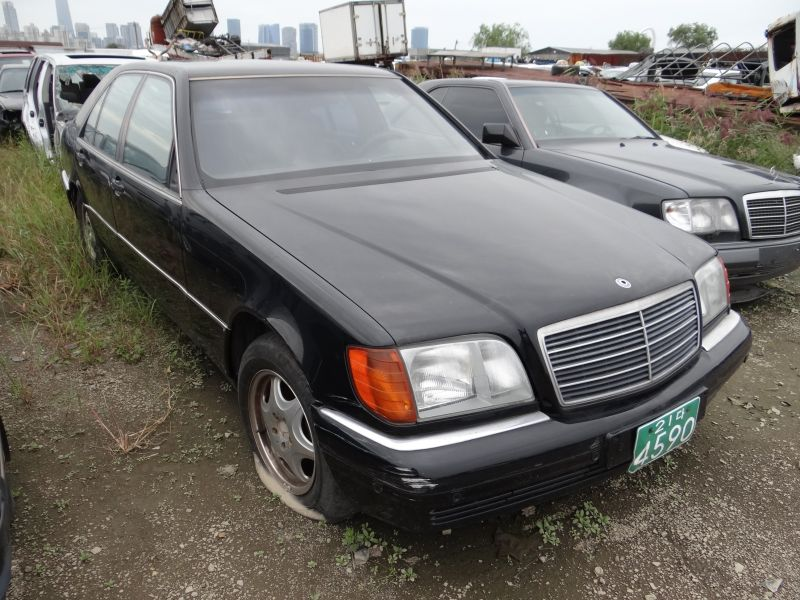 1997 mercedes s280 for Mercedes benz s280 for sale