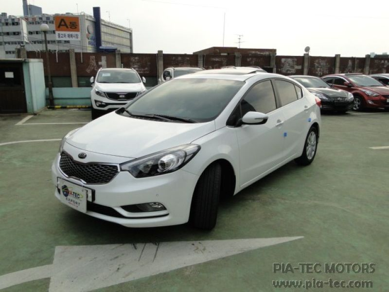 kia k3 prestige condition new vehicle type sedan make kia model k3