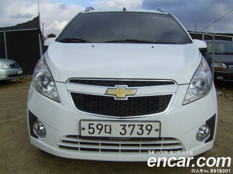 Used Cars 2011 GM Daewoo LPG LS Star S.Korea IC556977 - autowini.