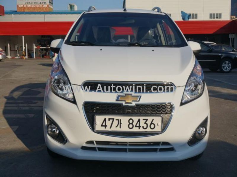 Used Cars 2013 GM Daewoo Spark LS star S.Korea IC695150 - autowini.