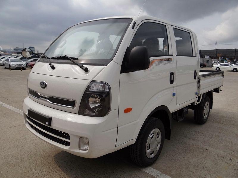 2014 Kia Bongo III Truck Double Cab 4WD