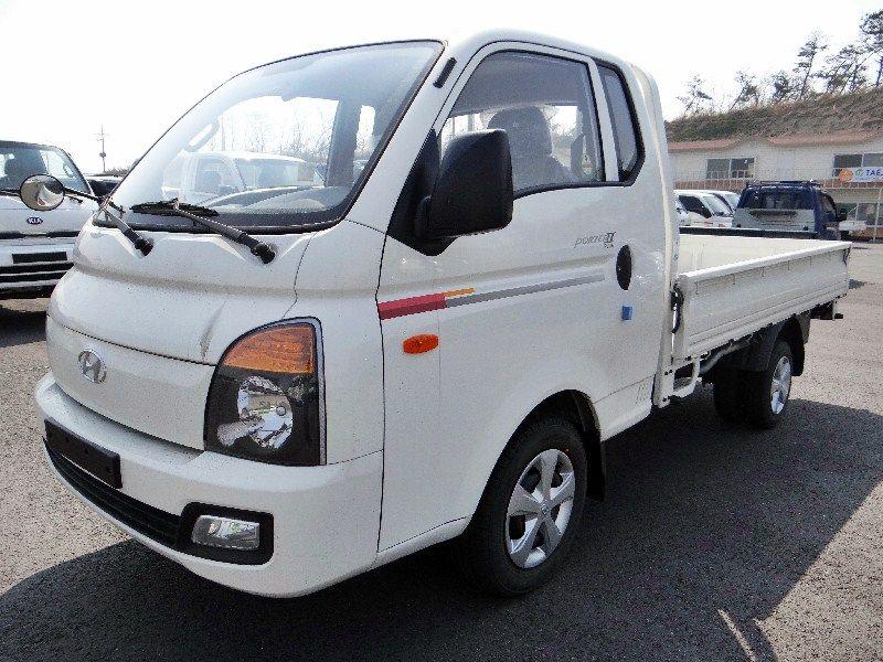 2014 Hyundai Porter 2 SUPER CAP PLUS