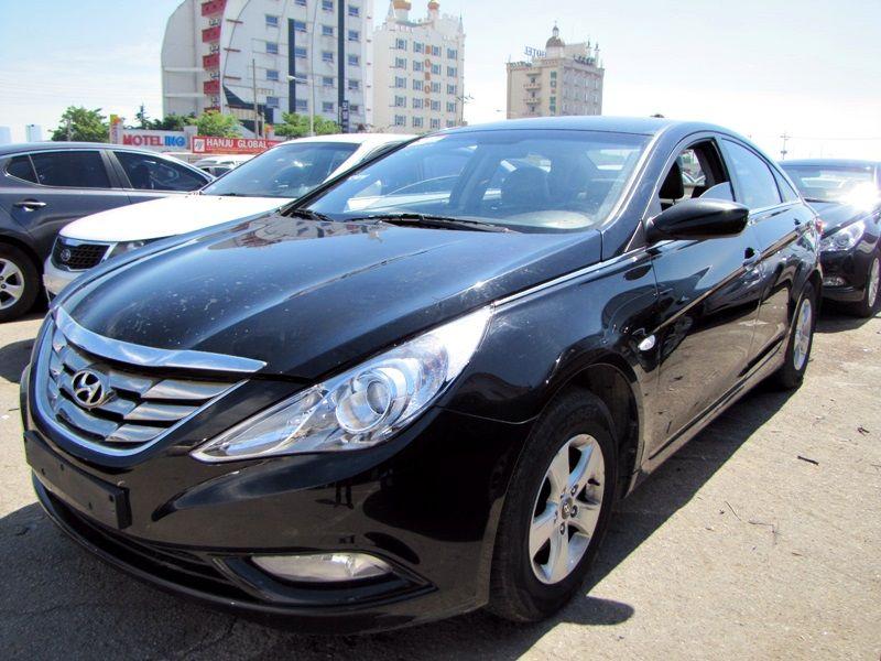 Kj Trading Used Cars 2010 Hyundai Yf Sonata Y20 Lpg S Korea