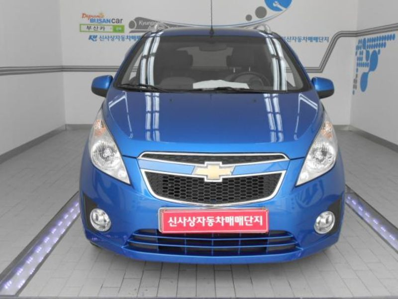 Used Cars 2012 GM Daewoo Spark LS star S.Korea IC729906 - autowini.ls star