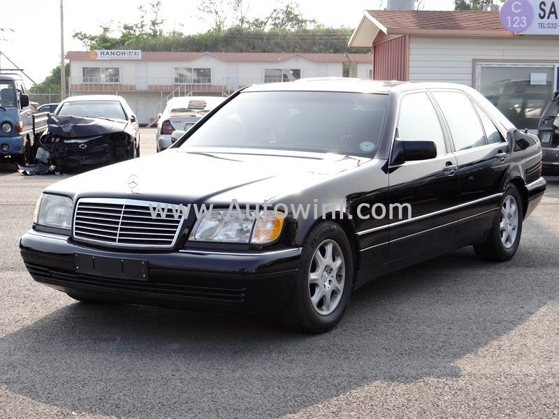 Used Cars 1997 Mercedes Benz S420 S420 For Sale From S