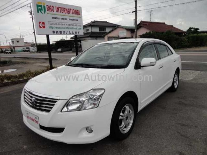 Used Cars 2008 Toyota Premio X-PACKGAE for sale from Japan ...