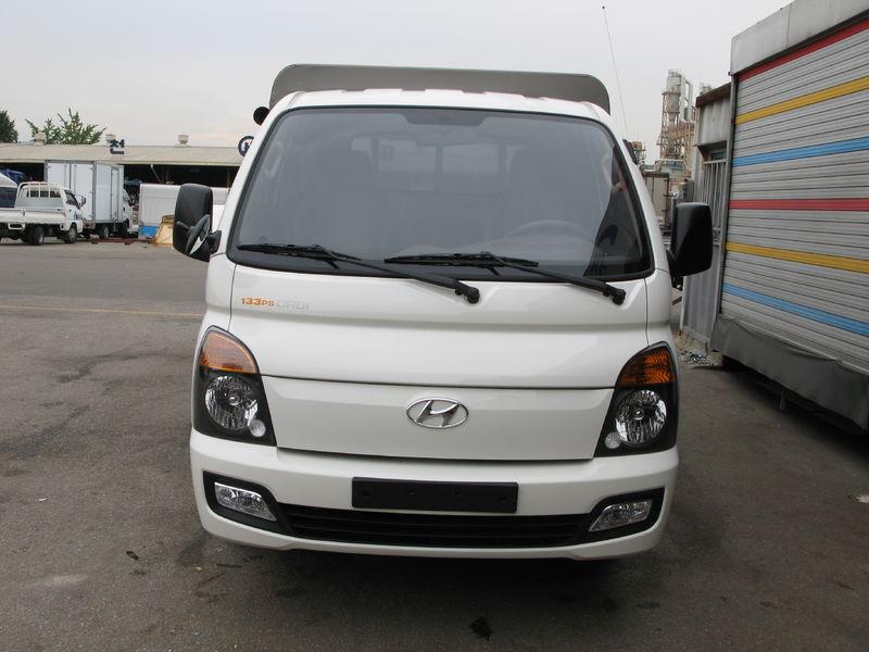 2014 Hyundai Porter 2 S/C SUPER