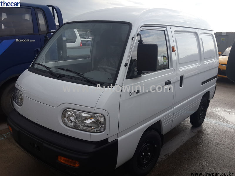New Cars 2014 GM Daewoo Damas 2 2Seat VAN for sale from S.Korea ...