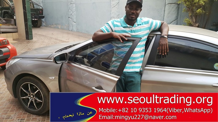 Korean Used Cars In Ghana