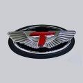 Front emblem(wing ...
