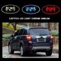 LED light chrome t...