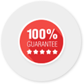 100% Refund Guaranted