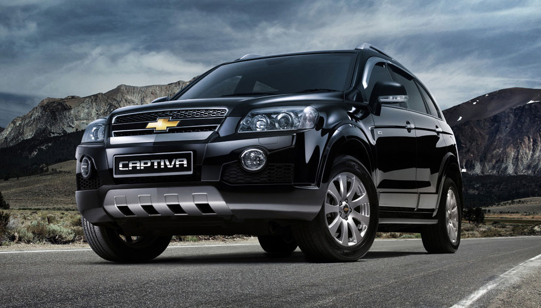 Gm Daewoo Chevrolet Captiva 2014 Specification Cars For Sale