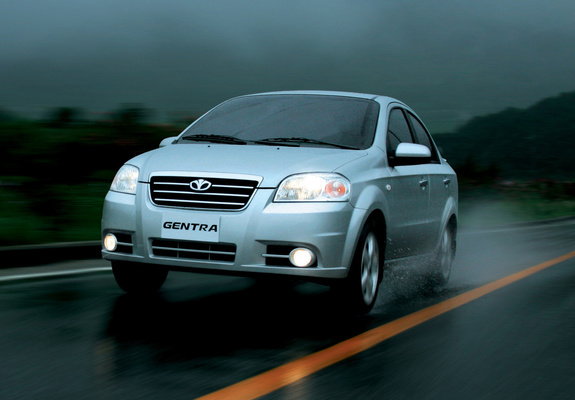 GM Daewoo (Chevrolet) Gentra 2007 Specification Cars for sale ...