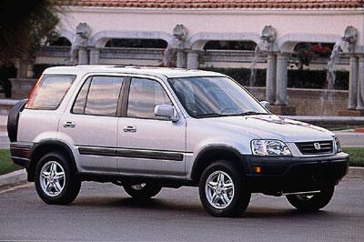 1997 Honda Cr V