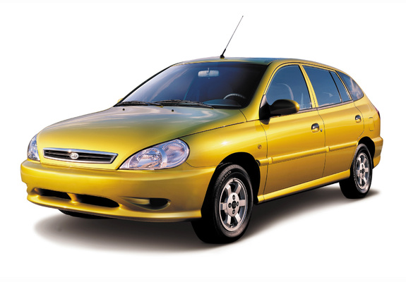 Kia Rio 2001 Specification Cars for sale  Global Auto Traders
