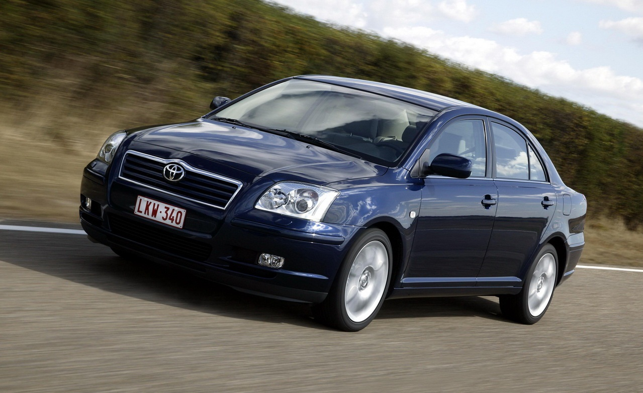 Toyota Avensis Specification Cars for sale - Global Auto Trader's ...
