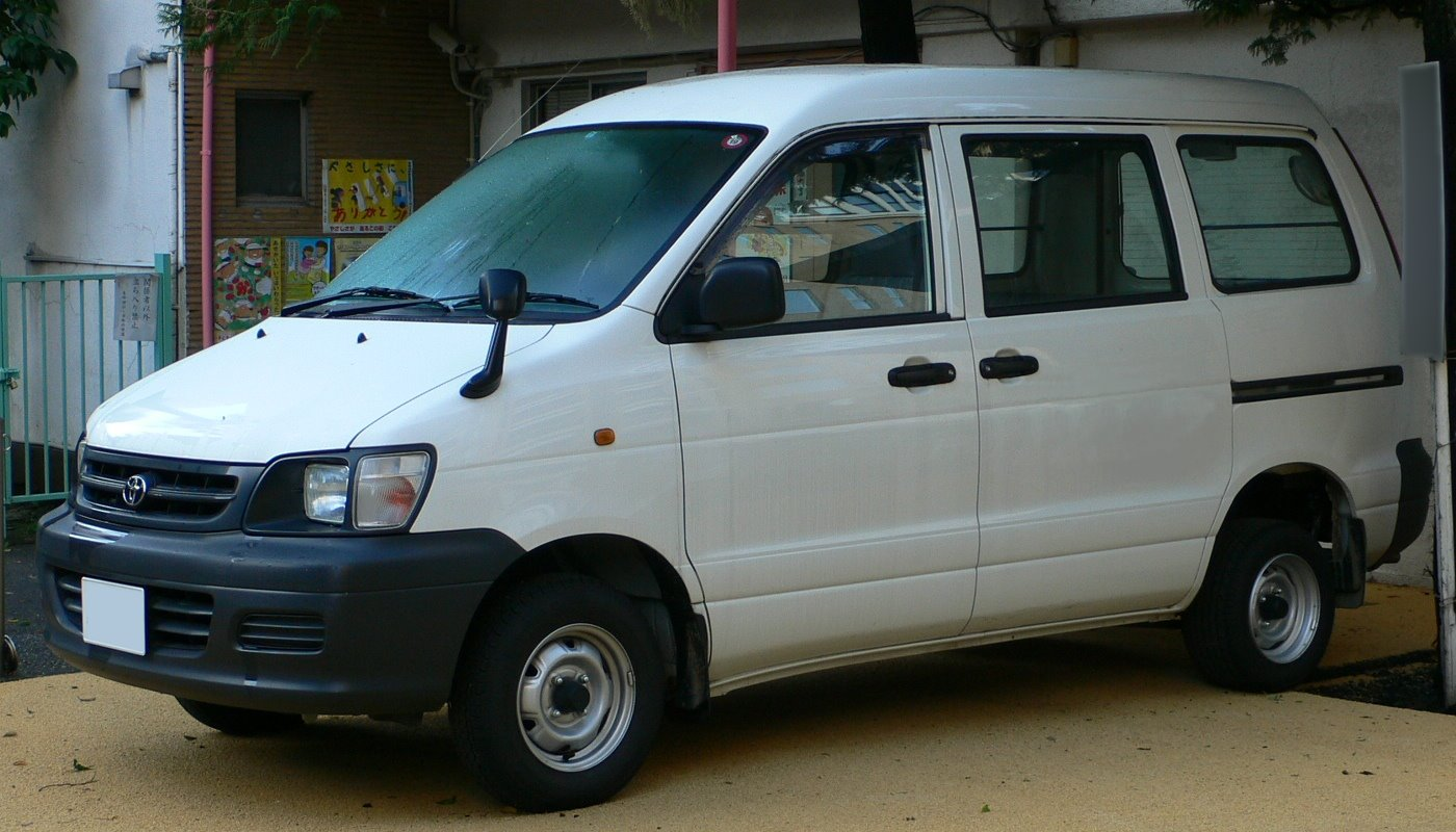 Toyota Townace Van Specification Cars for sale - Global Auto ...