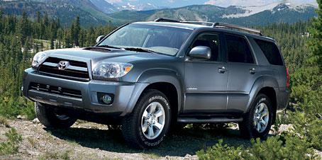 Toyota Runner Specification Cars For Sale Global Auto - 2007 4runner