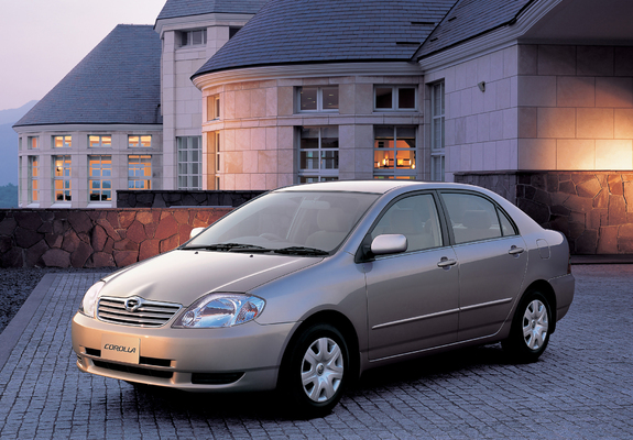 Toyota Corolla Sedan 2000