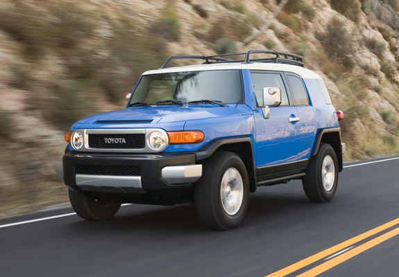 2007 fj cruiser specifications