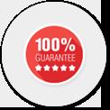 100% Refund Guaranted
